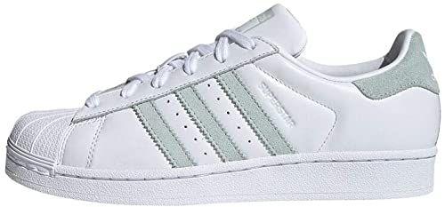 Matemáticas Palacio Jajaja  Great for adidas Superstar Shoes Women's, White, Size 7 adidas superstar  womens. ($130) aristali… in 2020 | Adidas superstar women, Adidas shoes  superstar, Adidas superstar
