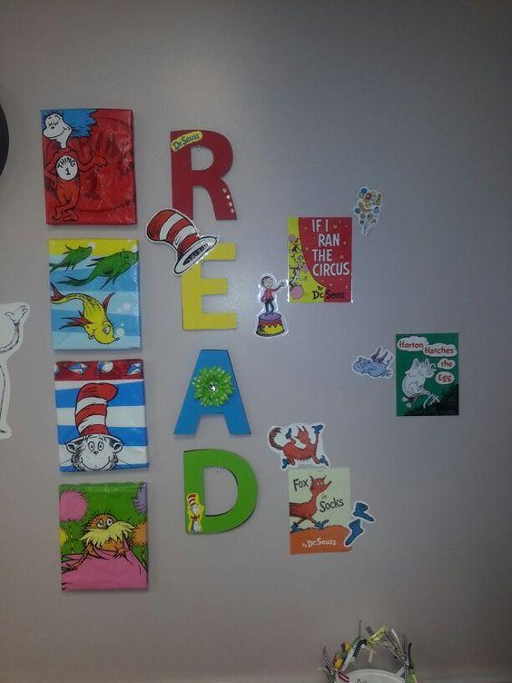 Classroom Decorations Dr Seuss ~ Dr seuss themed classroom school pinterest nooks