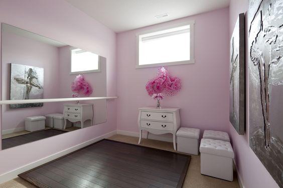 Reflections Windsor showhome – Girl's ballet room. More info: http://www.vestawilliamstown.com