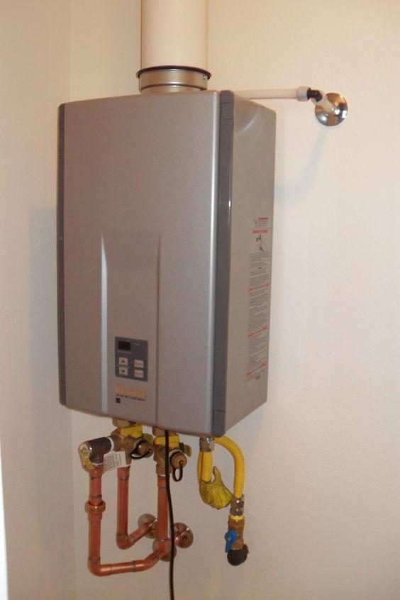Tanklless water heater 010