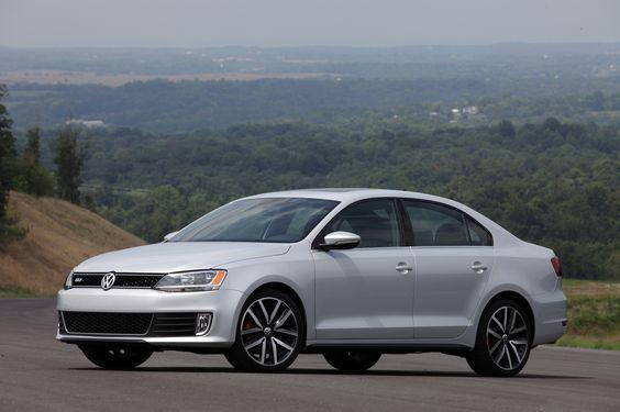 Kelley Blue Book's Coolest Cars under $18,000 - 2012 Volkswagen Jetta