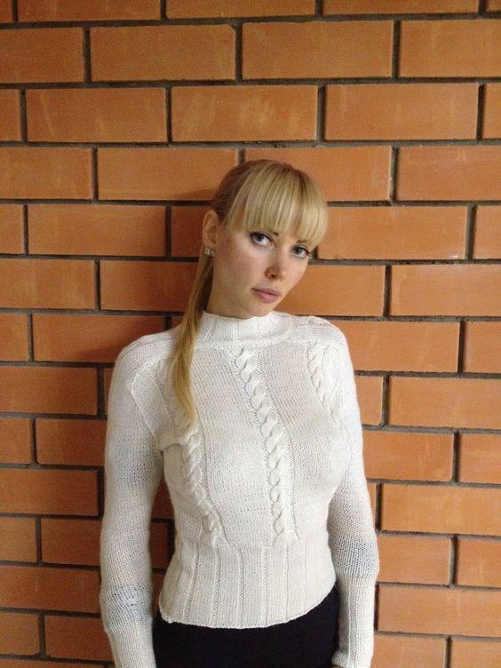 Incarnation sweaters in modern interpretation