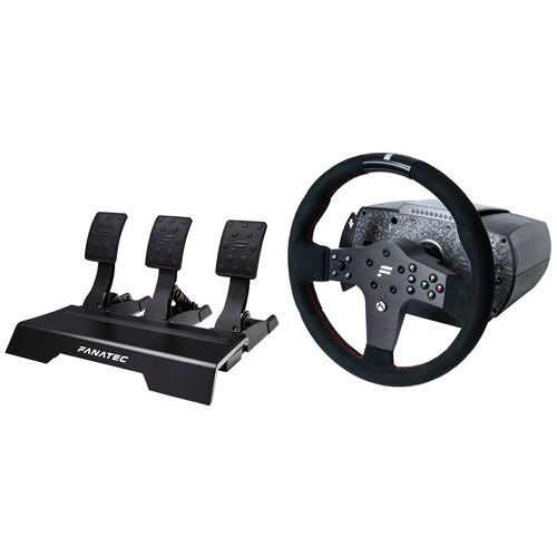 Fanatec Csl Elite Complete Bundle For Xbox One And Pc Fanatec Xbox One Racing Wheel Forza Motorsport