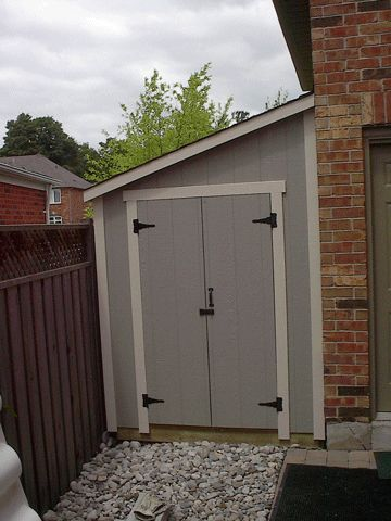 Lean to shed design and build backyard pinterest for Lean to dog house plans