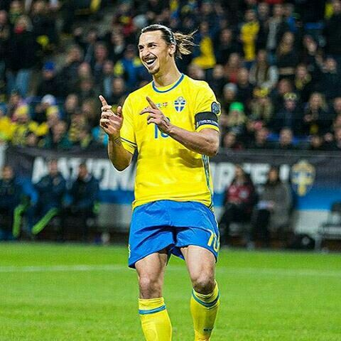 """#Zlatan on #Denmark """"They wanted me to retire, I just sent their whole nation into retirement.  #DareToZlatan"""