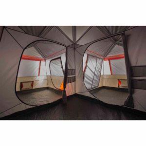 Ozark Trail 16u0027 x 16u0027 Instant Cabin Tent Sleeps 12 | C&ing- Fishing- Hunting | Pinterest | Cabin tent Ozark trail and Tents  sc 1 st  Pinterest & Ozark Trail 16u0027 x 16u0027 Instant Cabin Tent Sleeps 12 | Camping ...