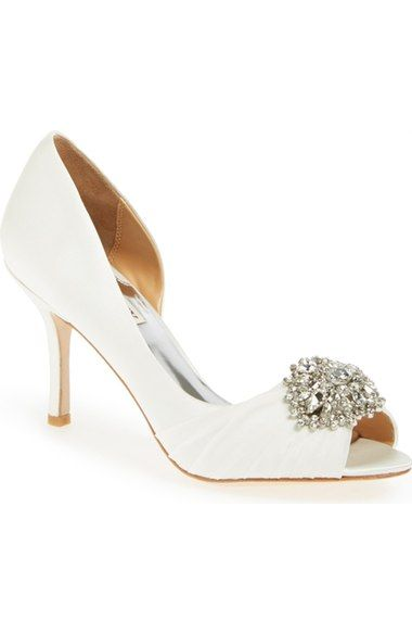 Badgley Mischka 'Pearson' Pump available at #Nordstrom