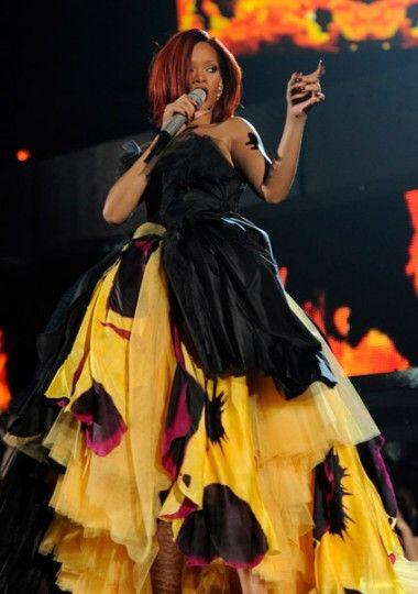 Grammy Rihanna