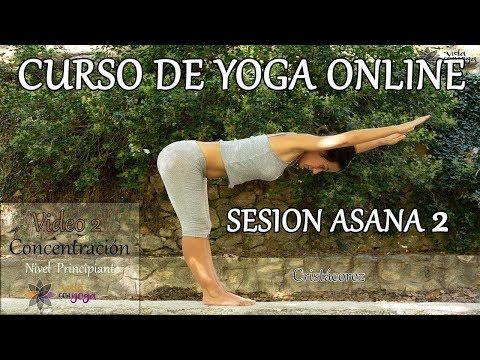 Video Corepower Yoga Curso Yoga Gratis Concentración Nivel Principiante Sesión Asana 2 Salud Y Bienestar C Fitness Diet Diet Inspiration Fitness