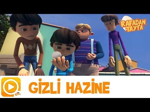 Rafadan Tayfa Gizli Hazine Trt Cocuk Youtube Entertainment Cizgi Film Film