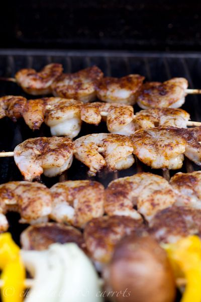 ... | Good Lookin Food | Pinterest | Grilled Shrimp, Scallops and Shrimp