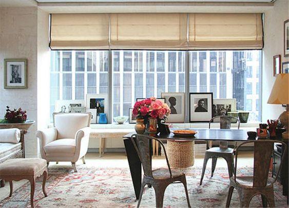 Anna Wintour's Office at Vogue