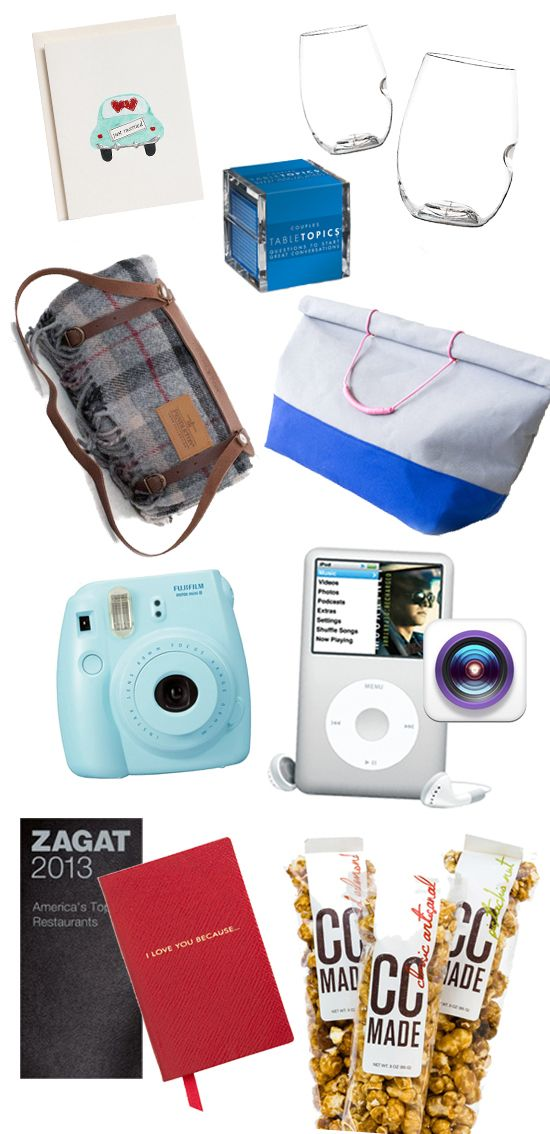 Road Trips Essentials For Couples