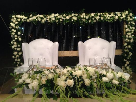 #bodas, #jardines, #bodasqueretaro, #novios @almadeagua Mesa de novios