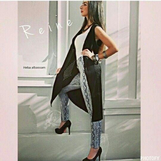 #FinalClearance  #HugeSale !  Was: 38 JDs Now: 13 JDs  +962 798 070 931 ☎+962 6 585 6272  #ReineWorld #BeReine #Reine #LoveReine #InstaReine #InstaFashion #Fashion #Fashionista #FashionForAll #LoveFashion #FashionSymphony #Amman #BeAmman #Jordan #LoveJordan #ReineWonderland #LayaliCollection #WinterFashion #WinterOutfit #OOTD #ReineWinterFashion #Vest #LongVest