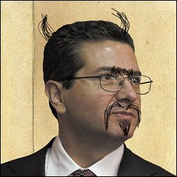 The Cranky Redskins Fan's Guide to Dan Snyder - Washington City Paper by Dave McKenna Nov 19 2010