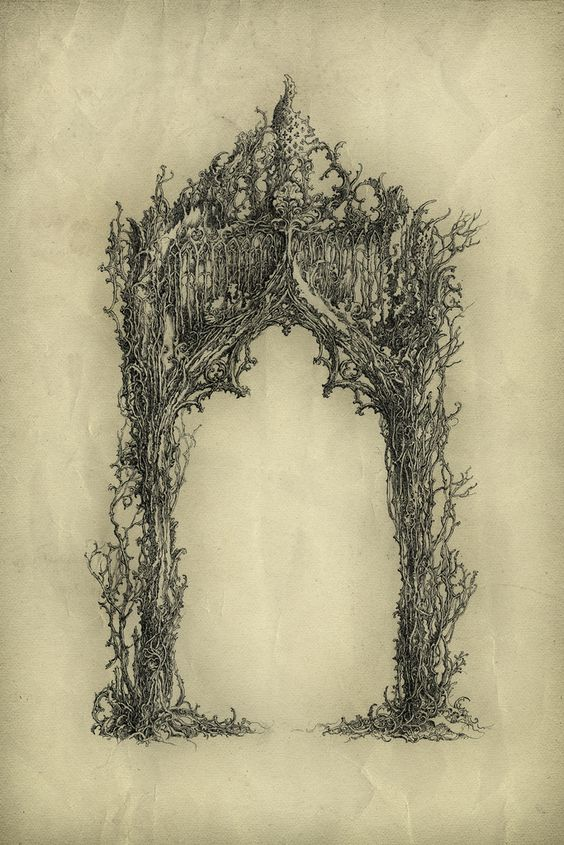 gothic willow