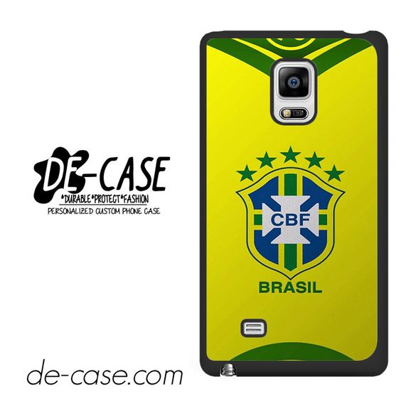 Brazil Football Shirt Bedge DEAL-2081 Samsung Phonecase Cover For Samsung Galaxy Note Edge