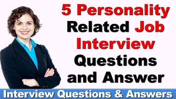 Sales Jobs Interview Questions and Answers The blog includes - personality interview questions and answers