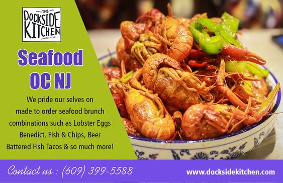 Breakfast in OC NJ with extensive menu suitable for all catering needs at https://docksidekitchen.com/  If you're anticipating using a light meal, then that is where to be. Make sure you try out the fish soup or soup au pistou, which will be vegetable soup with ginger and garlic puree. Other dishes which you may try when you're in this restaurant are shrimp sautéed using pastis, grilled lobster, and tuna tartare.