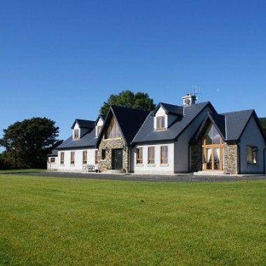 Joe fallon architectural design dublin ireland house for Irish house plans bungalows