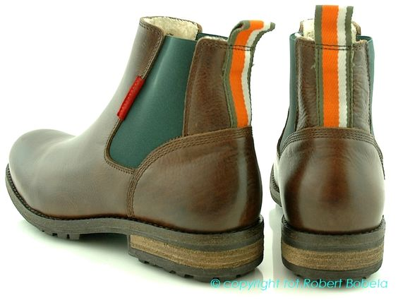 Sztyblety Ambitious Chelsea Boots Boots Shoes