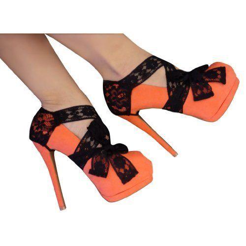 Amazon.com: Heel Condom in Black Trim: Shoes