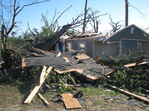 Pictures From Tornado Damage In Fitzgerald Ga 44