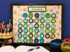 This is a fun calendar