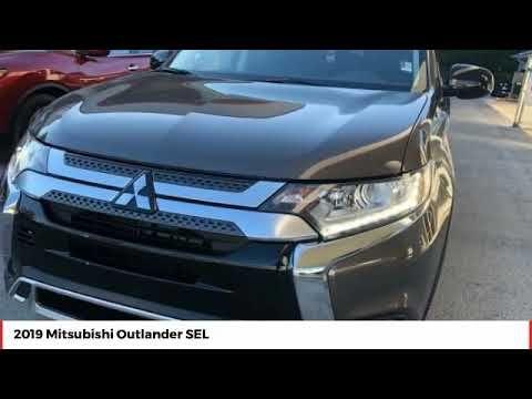 2019 Mitsubishi Outlander Sel New N10504 Mitsubishi Outlander Mitsubishi Outlander
