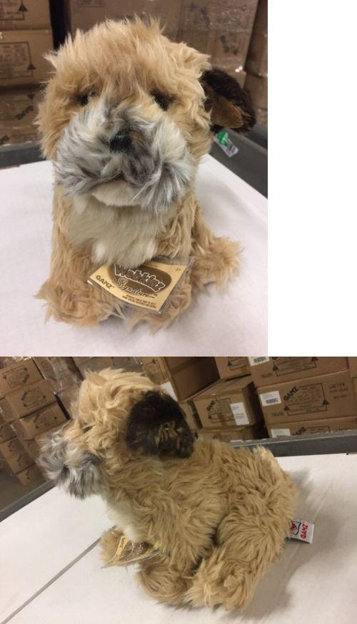 Animals 150106 Webkinz Signature Border Terrier Soft Plush Animal