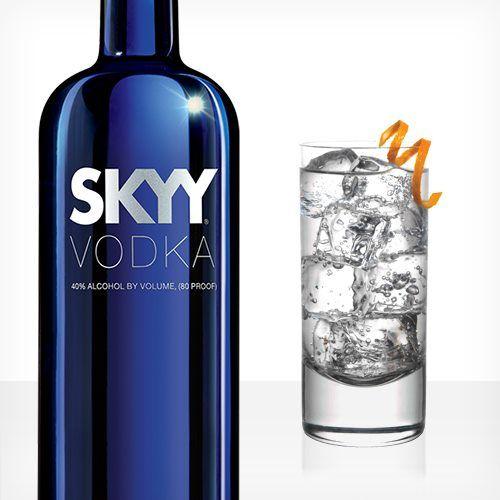 Skyy | Vodka | 00410415 | SAQ.com