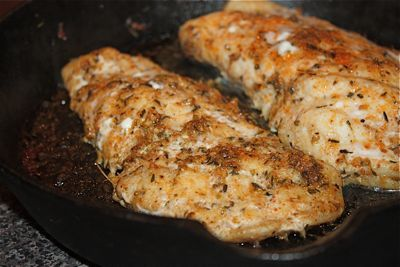 "Oh my fish…this was good. Seriously good. I found this recipe on google yesterday as I was searching for ""grouper recipes"". It popped up under Emeril on Food Network and the original recipe is called Paul's Grilled Grouper Recipe. I made a few minor changes to the recipe, one of which instead of grilling the …"