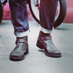 Bota Black Boots BM 02