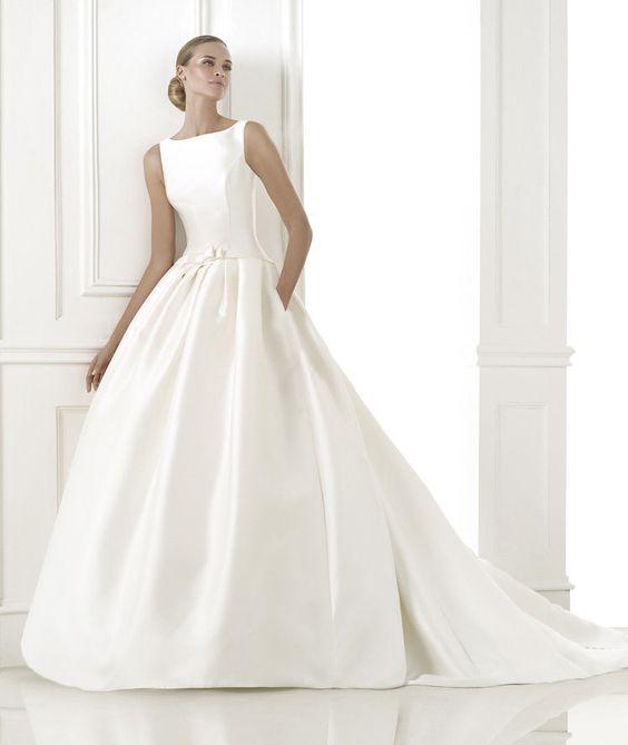 Robes de mariée Pronovias 2015