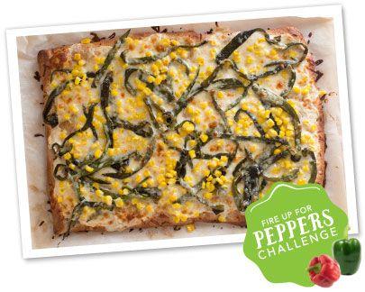 Artisan Pizza Showdown: Adam and Joanne's Pepper Pizza