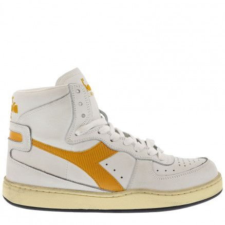 Diadora sneakers Mi Basket witgeel Schoenen, Nike