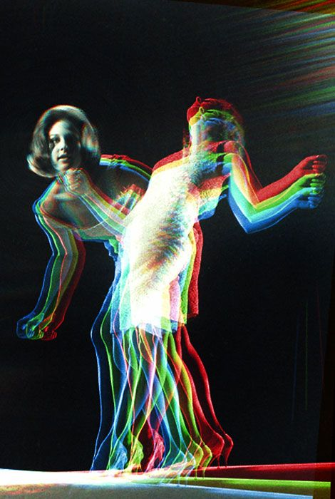 Swinging 60's - Retro Psychedelic Dance - Retro Photography