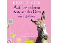 Auf der anderen Seite ist das Gras viel grüner (Hörbuch) / Kerstin Gier #Ciao