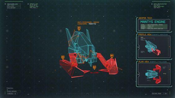 Killzone Mercenary - In-Game Motion Graphics on Behance