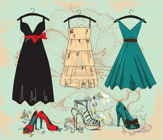 Illustration - Fashion Woman illustration