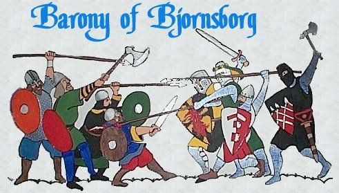 The barony that we currently belong to...