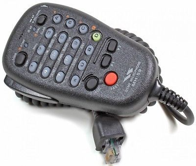 Microphones: Yaesu Mh-59A8j Remote Control Mic - For Ft-897D And Ft-857D - Usa Yaesu Dealer! BUY IT NOW ONLY: $80.64