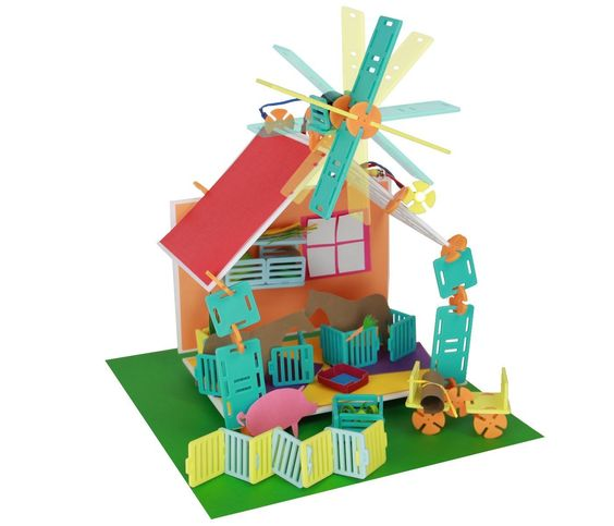 Cool Construction and Building Sets for Girls #giftsforgirls #constructiontoys #buildingsets