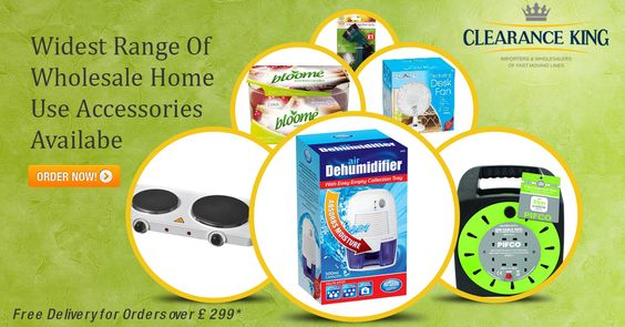 Find the Widest Range of Wholesale #Home Use #Accessories. Order Online http://goo.gl/CsFLwQ