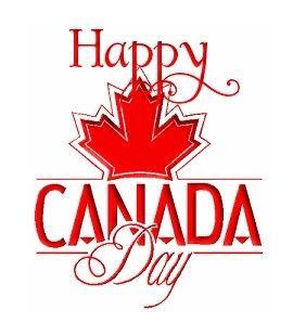 Happy Canada Day 13b8cbea60e121b9abf8a59caea1bfe7