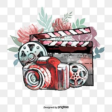 Flower Elements Of Hand Drawn Camera Camera Slr Camera Hand Painted Photograph Png Transparent Clipart Image And Psd File For Free Download Camera Drawing Camera Cartoon Camera Illustration