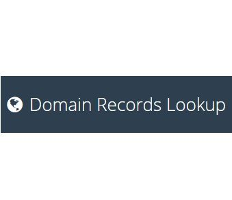Domain Records Lookup provides free DNS  lookup service, server lookup service and other records using our DNS lookup tool