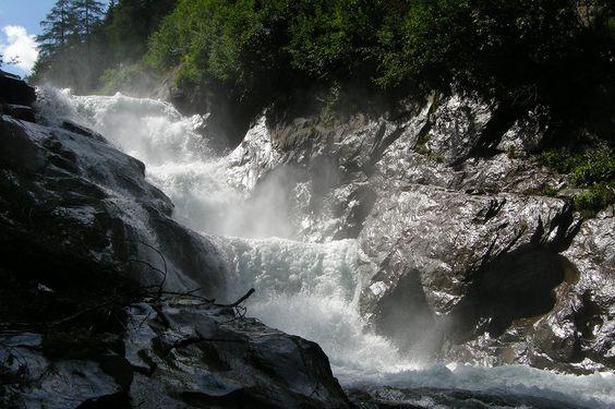 Umbalfälle - Nationalpark Hohe Tauern | Osttirol