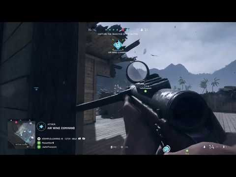 Tried To Hold The Objective Battlefield V Clip Youtube With